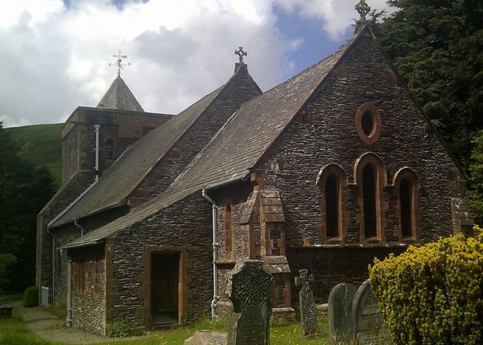 All Saints Church, Watermillock (c) Wikipedia