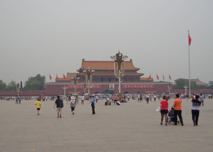 Tiananmen Square (c) Spencer Wise