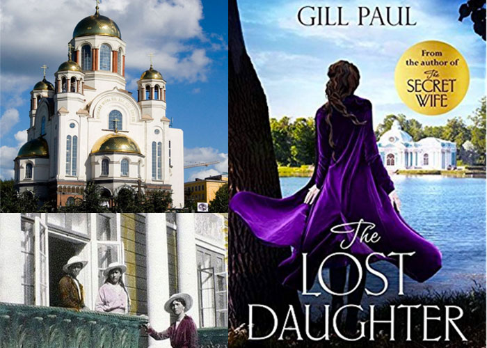 The Lost Daughter (c) Gill Paul