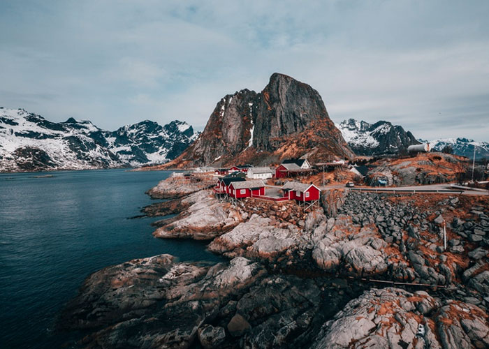 Svolvær (c) UnSplash Norway