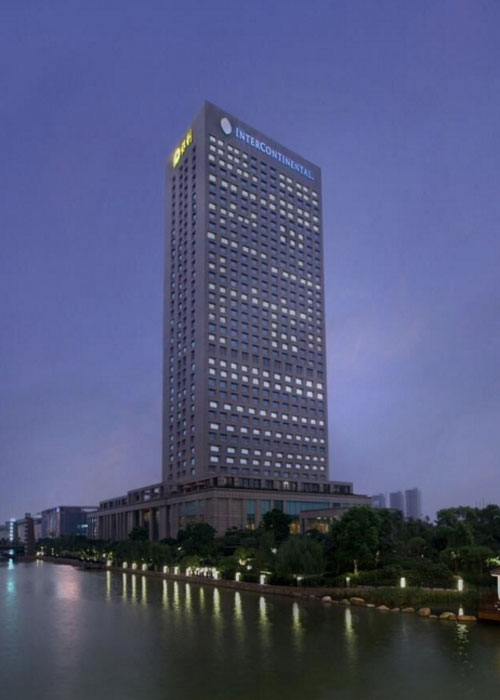 The Intercontinental Hotel – Foshan (c) Spencer Wise