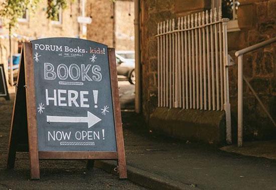 (c) Forum Books