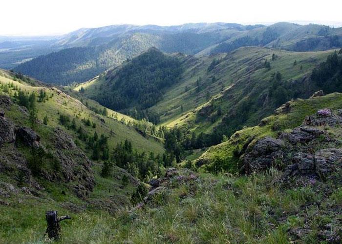 Ural Mountains, near Perm (c) Gill Paul