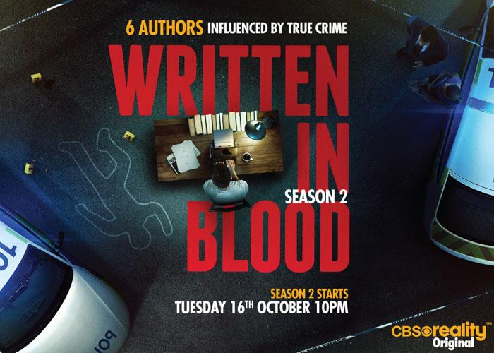 Written in Blood (c) CBS Reality