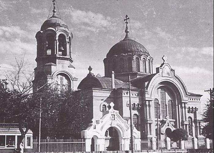 Harbin, Manchuria (c) Wikipedia