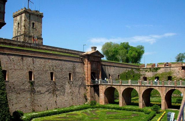 Montjuïc Castle (C) Wikipedia
