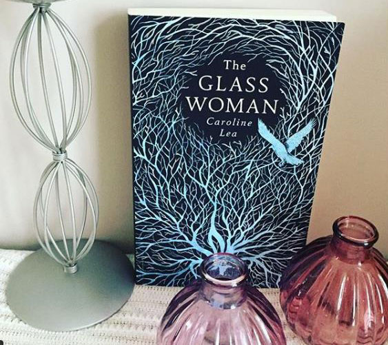 Book set in Iceland, The Glass Woman by Caroline Lea