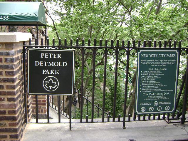 Peter-Detmold-Park (a) Alan Glynn