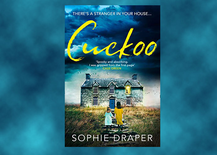 Book set in Derbyshire - Cuckoo- Sophie Draper