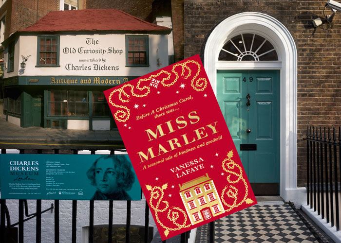Miss Marley - book set in London
