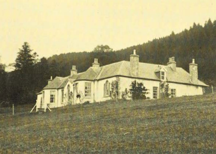 Boleskine House 1912 (c) Wikipedia
