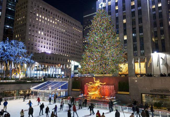 (c) Rockefeller Centre