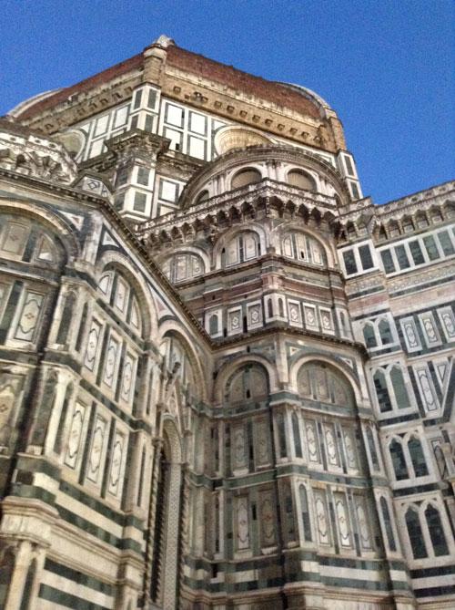 Duomo (c) T A Williams