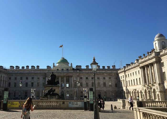 Somerset House (c) Lauren Westwood
