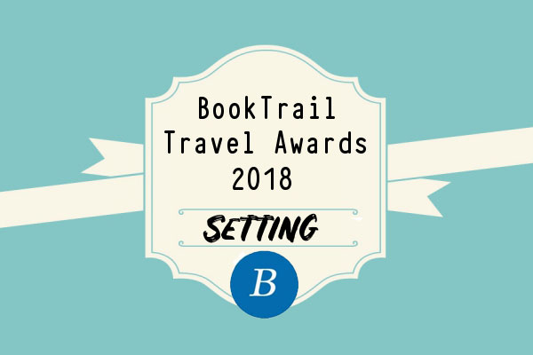 BookTrail Travel Awards 2018 - setting