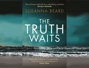 Book set in Lithuania – The Truth Waits by Susan Beard