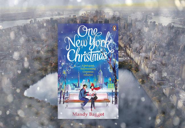 Books set in New York - Mandy Baggot