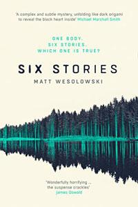 Books set in England - Six Stories Matt Wesolowski