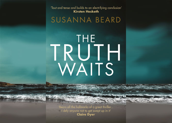 The Truth Waits bu Susan Beard