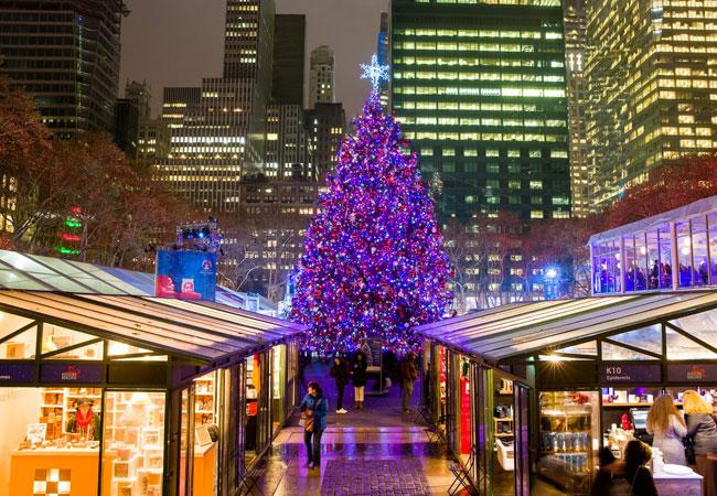 (c) Bryant Christmas Market