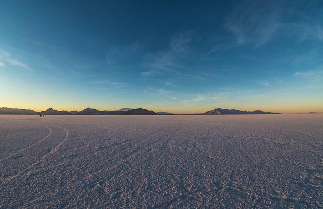 Bonneville Salt Flats (c) Michael-Emono