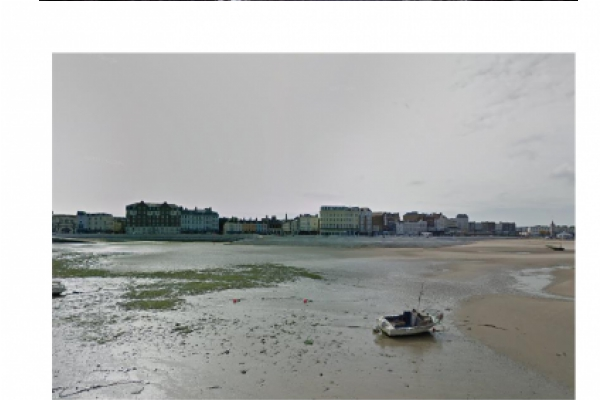 Margate Beach (c) Google