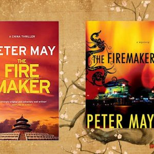 Books set in China – Peter May's crime thrillers