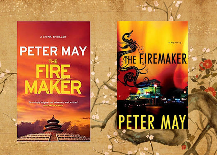 Peter may thrillers