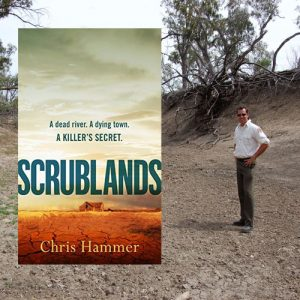 Literary locations of Scrublands with Chris Hammer