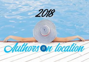More Travel Destinations with authors in 2018