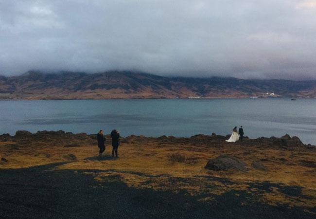 Iceland plus wedding! (c) Ewa Sherman
