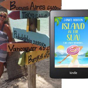 Caribbean Island in the Sun with Janice Horton