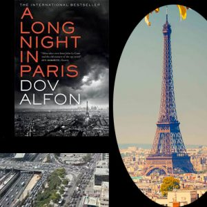 A Long Night in Paris and Israel with Dov Alfon