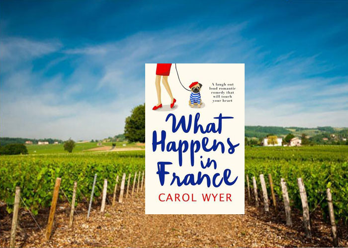 What Happens in France - Carol Wyer