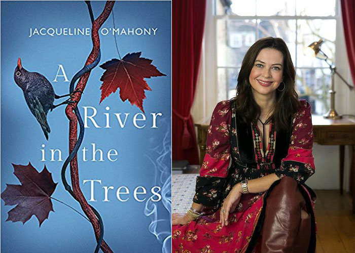 A River in the Trees and J O'Mahony, author