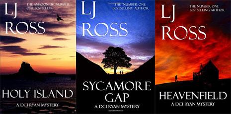 DCI Ryan novels 1 - 3