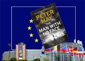 Book set in Brussels – The Man with No Face, Peter May