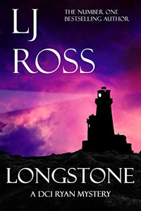 Books set on the beach - Longstone LJ Ross
