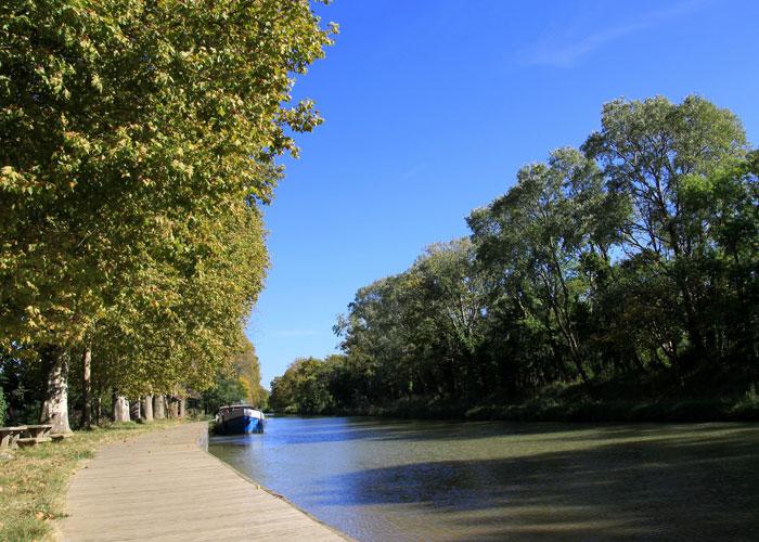 Canal du Midi,Languedoc Roussilon (c) Jo Baldwin
