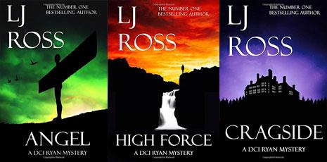 DCI Ryan novels 3 - 6