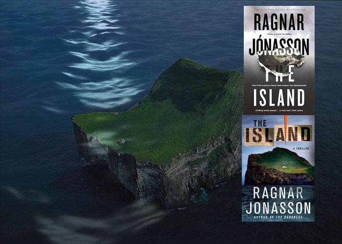The Island Ragnar Jonasson