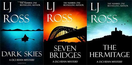 DCI Ryan novels 7 - 9