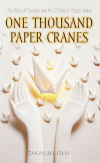 Books set in Japan - A Thousand Paper Cranes