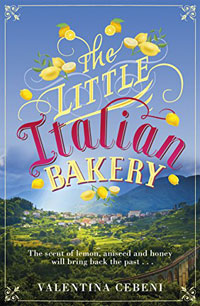 Books with a foodie twist -The Little Italian Bakery