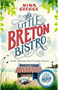 Books with a foodie twist -The Little Breton Bakery