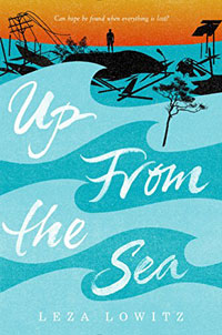 Books set in Japan - Up From the Sea - Leza Lowitz