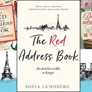 Stockholm, Paris, NYC- The Red Address Book of Sofia Lundberg