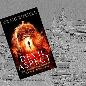 Book set in Prague – The Devil Aspect by Craig Russell