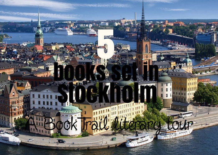 books set in stockholm