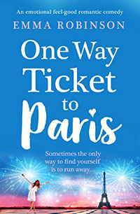 One way ticket to Paris Emma robinson